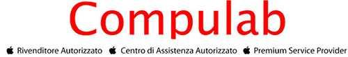 Compulab Bari – Apple Store e Centro di Assistenza Premium Apple Premium Logo