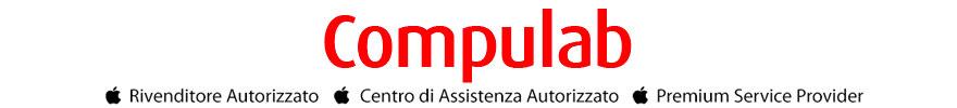 Compulab Bari – Rivenditore Autorizzato e Centro di Assistenza Premium Apple Logo